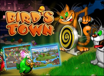 Download Bird Town Game Petualangan Burung Lucu terbaru 2016