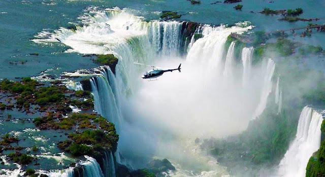 Passeio até as Cataratas do Iguaçu