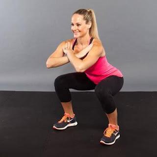 gerakan olahraga mengecilkan perut buncit di rumah