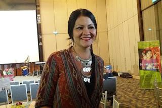 Karier Melanie Subono