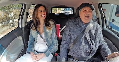 Luciana Gimenez e José Luiz Datena participaram do primeiro episódio - Divulgação/Band