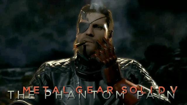 Metal Gear Solid V The Phantom Pain + PC + Full İndir + Online