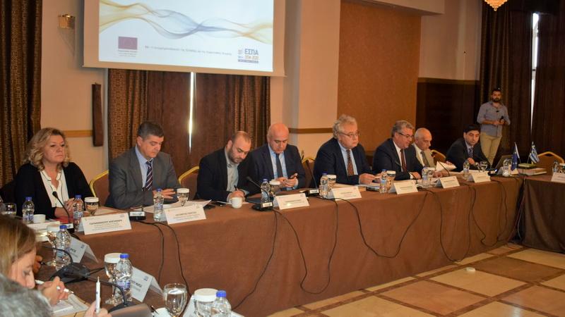 Στην Επιτροπή Παρακολούθησης του ΠΕΠ/ΑΜΘ ο Υφυπουργός Οικονομίας Στάθης Γιαννακίδης