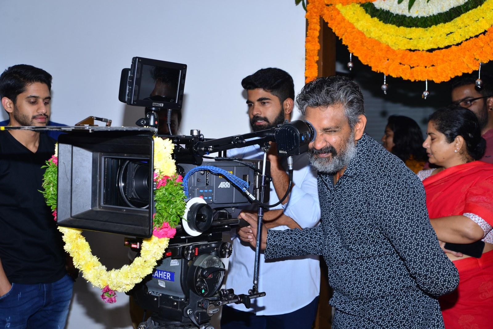 Chaitu Lavanya New Telugu movie Launch-HQ-Photo-14
