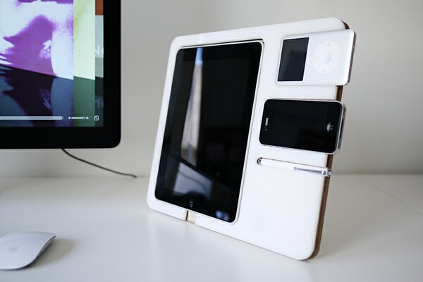 Polyply - iPad / iPhone / iPod Holder Stand