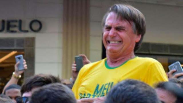 Calon Presiden Brasil Ditikam saat Kampanye