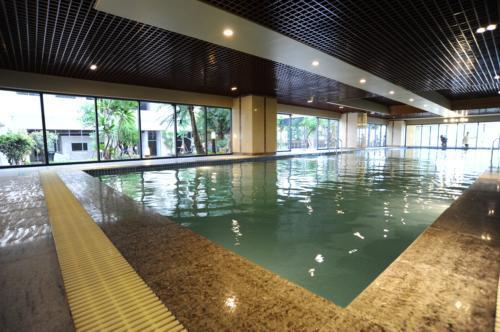 Bể bơi chung cư - Hải Phát HP Landmark