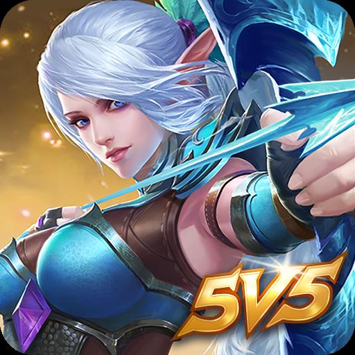 تحميل لعبه Mobile Legends: Bang Bang مهكره بالكامل اخر اصدار
