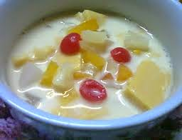 Special puding jagung hotel