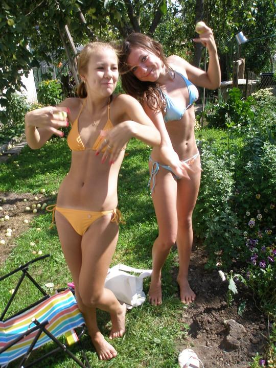 Scandinavian blonde women nude