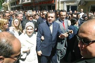 Erdoğan events