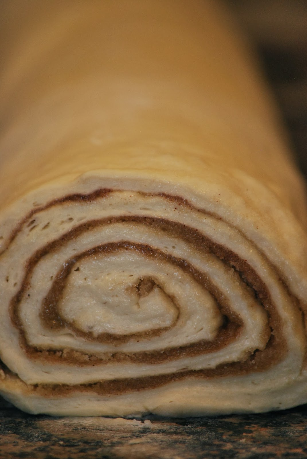 My Story In Recipes Quick Cinnamon Rolls