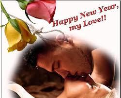 Happy New Year Kiss 2019