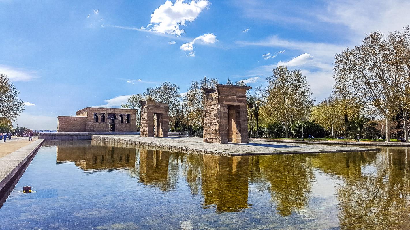 Templo de Bod (Madrid, Spain)