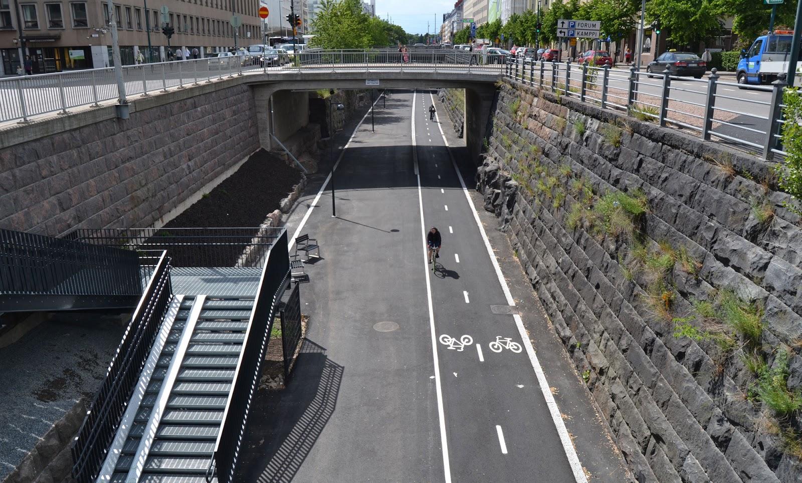 Parkkeeraus Helsinki