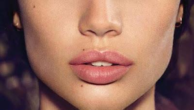 NATURAL-WAY-TO-GET-PINK-LIP mouth كيف تحصلين على شفاه وردية  شفايف شفه فم