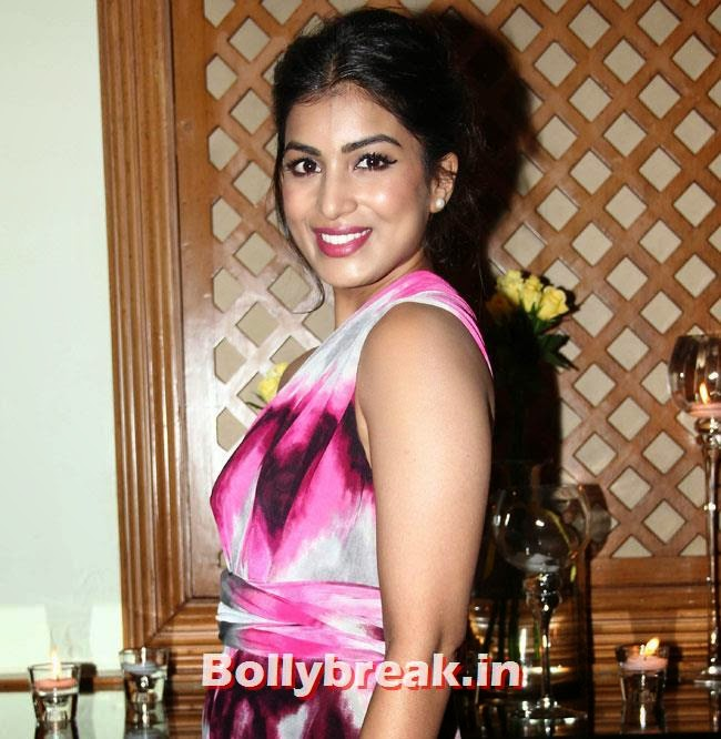 Pallavi Sharda, Pallavi Sharda, Masumeh Makhija at WIFT National Women Achievers Awards 2014