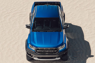 Ford Ranger Raptor Double Cab (2019) Front
