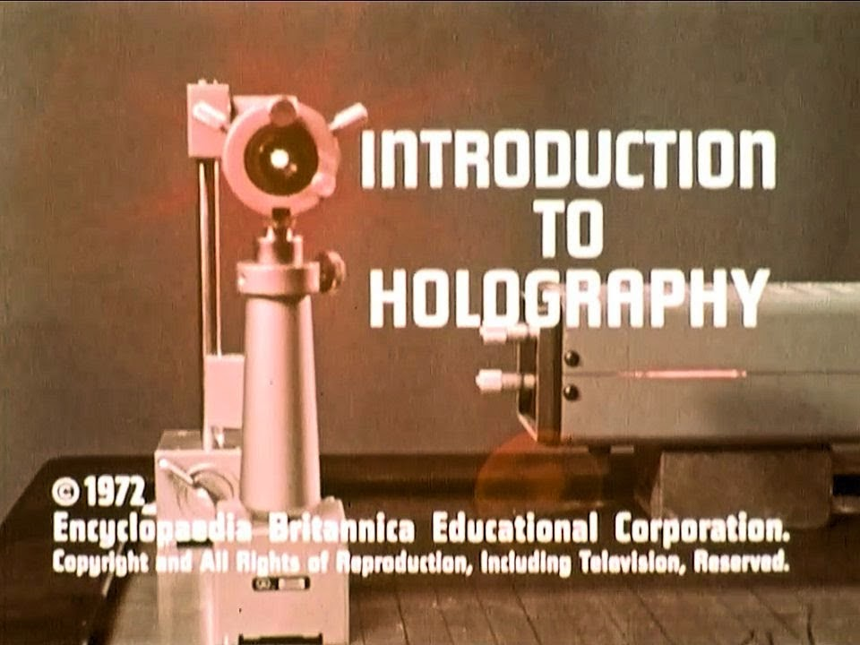 an introduction to the history of holograms Color holography: its history, state-of-the-art and future presented at holo 05, varna, bugaria, may, 2005 reprinted with permission of the author.