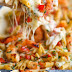 HOW TO MAKE SKINNY SHRIMP ALFREDO PASTA BAKE
