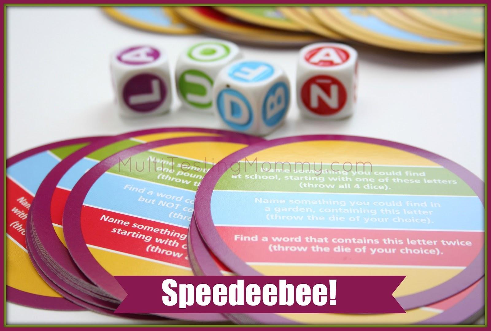 Speedeebee