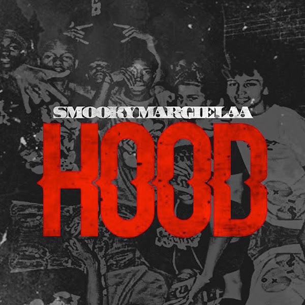Smooky MarGielaa - Hood - Single Cover