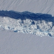 Huge Antarctic Glacier Confirmed by Satellite this Week