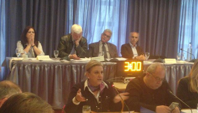 Με εντάσεις για τις υποκλοπές το περιφερειακό Συμβούλιο Πελοποννήσου (Ηχητικά)