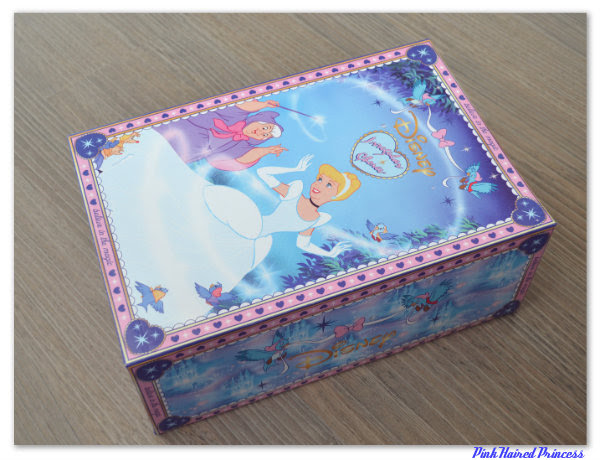 irregular choice disney cinderella box front
