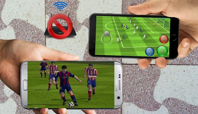 أفضل الألعاب يمكنك لعبها مع اصدقائك عن طريق الواي فاي وبدون انترنت