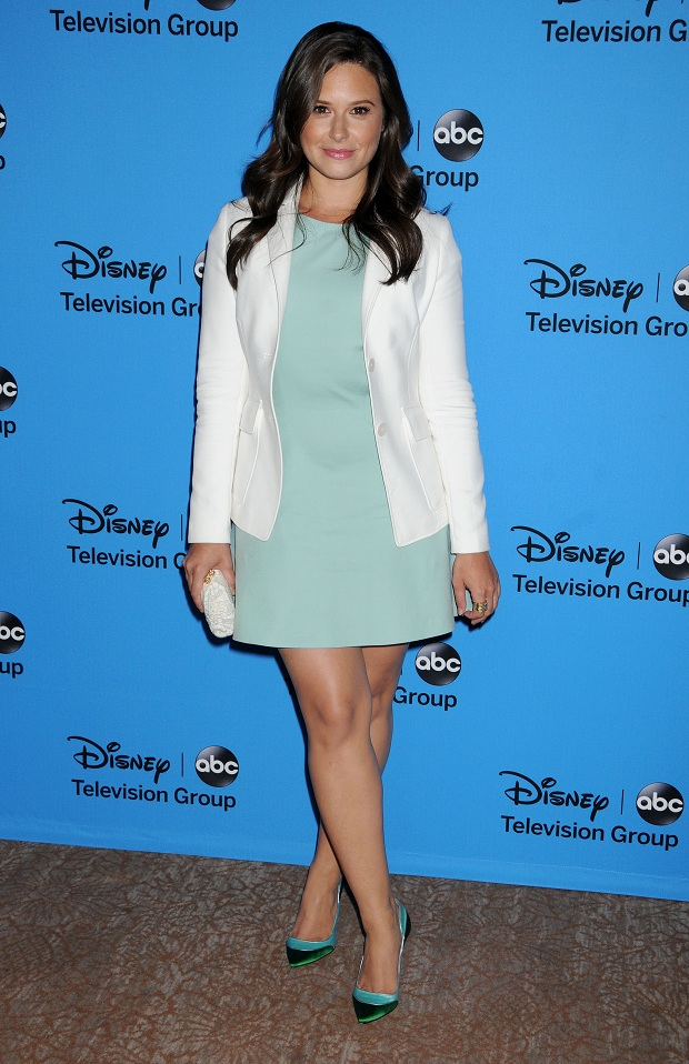 Katie Lowes at the Disney & ABC's 2013 Summer TCA Party