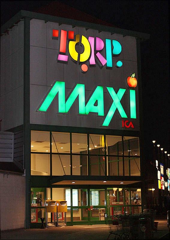 Ica Maxi Trosor