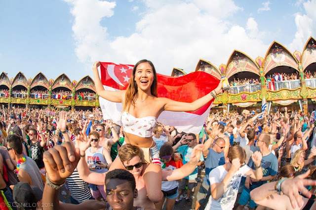 Tomorrowland 2017 lineup, dates, location,  price, viagogo, stage and more