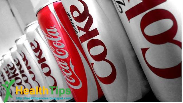 Diet Coke is More Unhealthy Than Regular Coke - healthtipsnows.blogspot.com