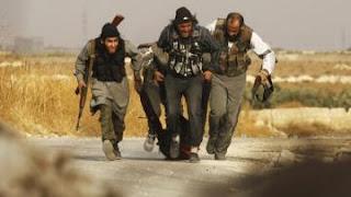 فضيحة : عناصر داعش الهاربة من تلعفر تدفع مبالغ مالية لعناصر البيشمركة للعبور إلى مناطق كردستان !