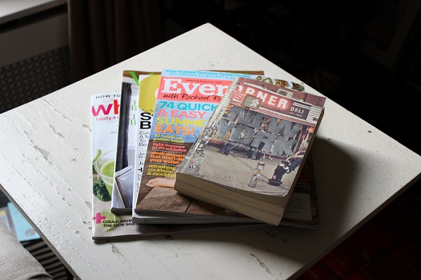 NYC guide books