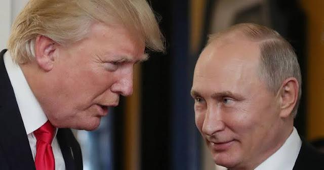 Vladimir Putin invites Donald Trump to Moscow in counteroffer