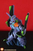 orme magiche eva 01 neon genesis evangelion modellini statuette sculture action figure personalizzate fatta a mano scultore modellismo