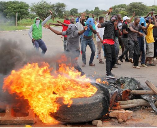 Zimbabwe shuts down social media, internet amidst protests about fuel price hike