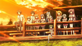 جميع حلقات انمي Hoshizora e Kakaru Hashi مترجم بلوري عدة روابط
