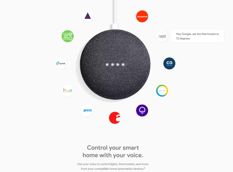 Google Hardware Event: Google launches Google Home Mini, Google Home ...