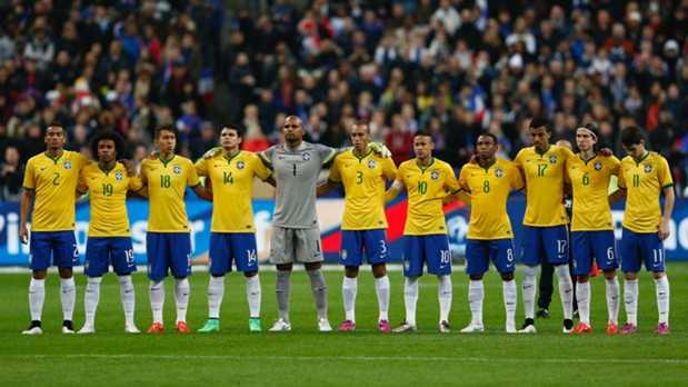 Resultado do jogo entre brasil e peru