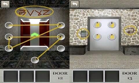100 Locked Doors Level 11 12 13 14 15 & Best game app walkthrough: 100 Locked Doors Level 11 12 13 14 15