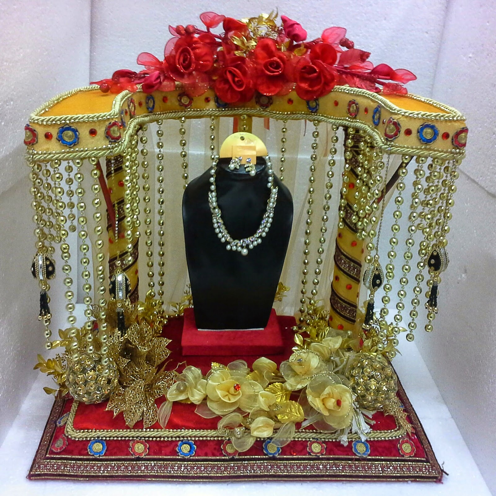 Indian Wedding Gifts: Jewellery Packaging Trays, Jewellery Presentation