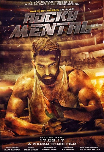 Rocky Mental 2017 Punjabi 480p WEB-DL 350mb