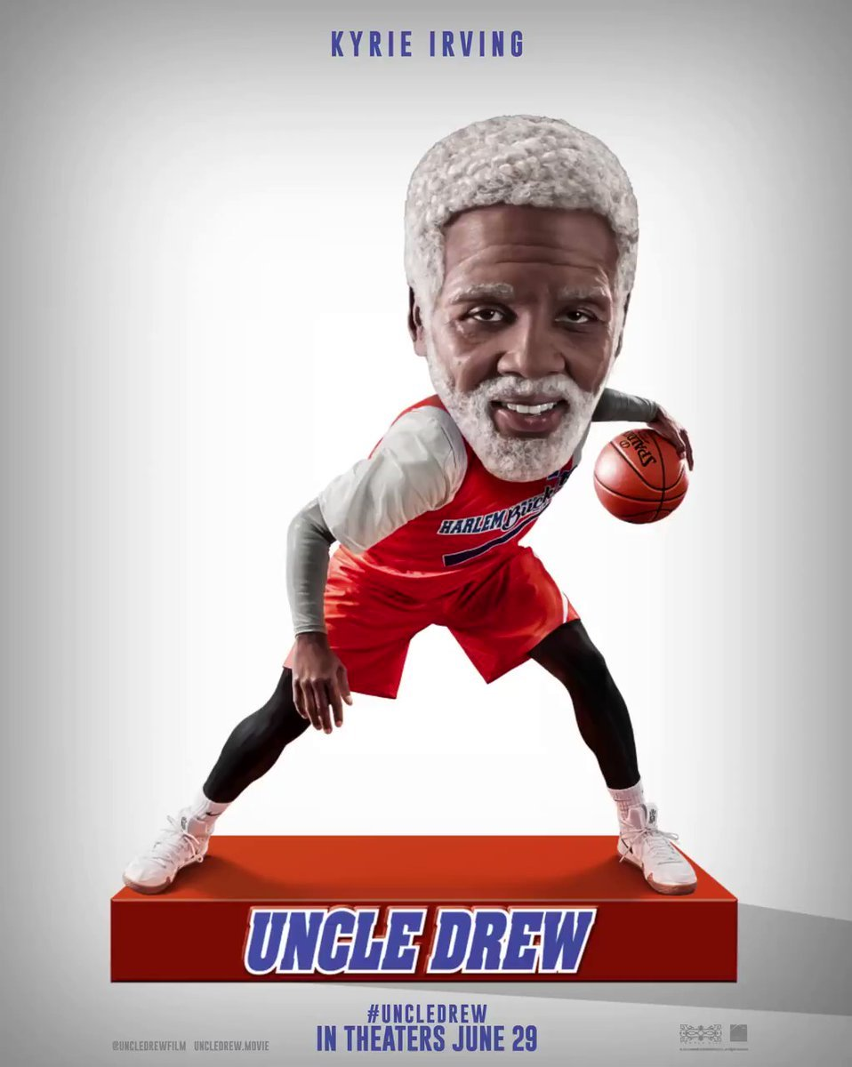 """56b29578d9a Uncle Drew (2018 Movie) Official Promo """"Big Fella"""" – Shaquille O Neal"""