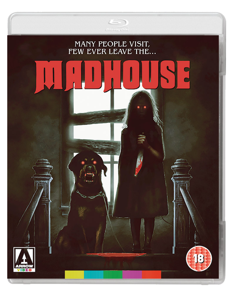 madhouse arrow video bluray