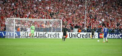 Tendangan Penalty