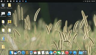 Cài đặt thanh dock với giao diện macOS cho Windows 10