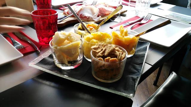Pranzo da Lo scalco grasso-Mantova